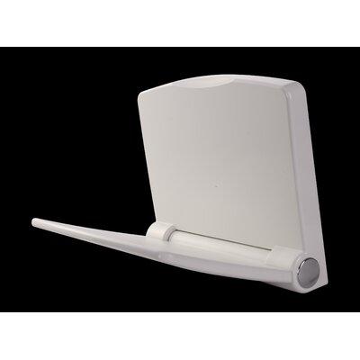 Bridgepoint ABS Plastic Soft Close Shower Seat