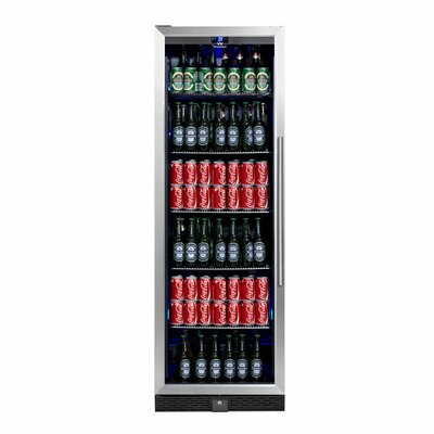 23.54-inch 14.3 cu. ft. Undercounter Beverage Center