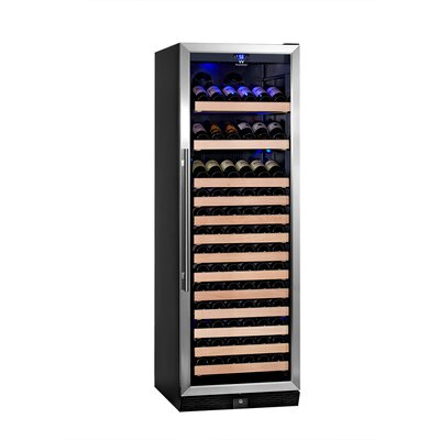 131 Bottle Single Zone Convertible Wine Cellar