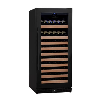 98 Bottle Single Zone Convertible Wine Cooler