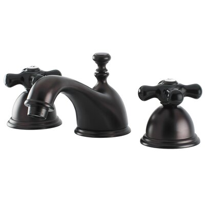 Duchess Widespread Bathroom Faucet with Drain Assembly Finish: Oil Rubbed Bronze