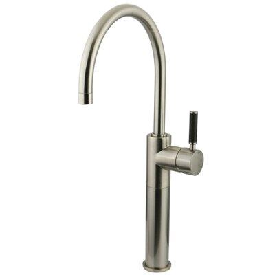 Kaiser Vessel Sink Faucet Finish: Brushed Nickel