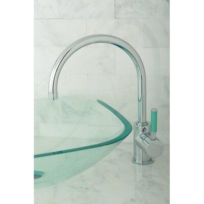 Green Eden Vessel Sink Faucet Finish: Polished Chrome