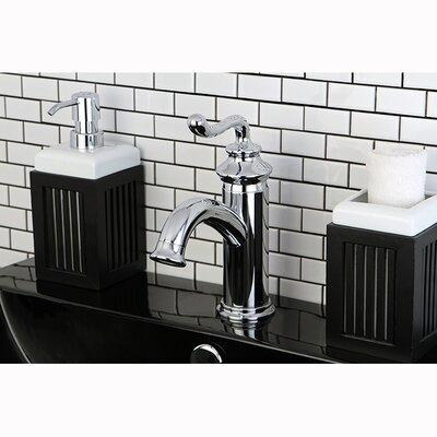 Royale Centerset Bathroom Faucet with Pop-Up Drain Finish: Chrome
