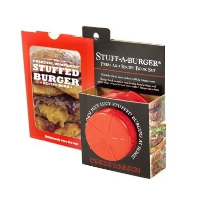 Charcoal Companion Burger Press