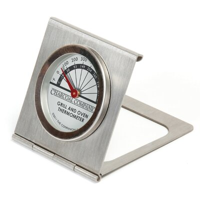 Charcoal Companion Barbecue and Oven Thermometer
