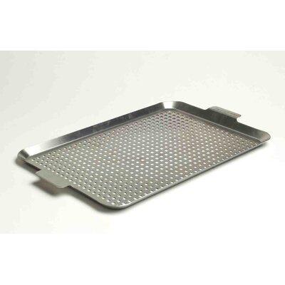 Charcoal Companion Stainless barbecuing Grid