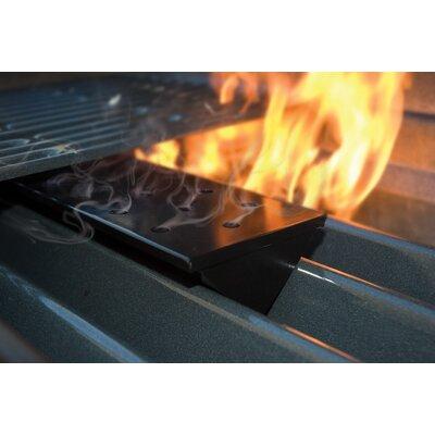 Charcoal Companion Non Stick Offset Charcoal V-Smoker Box
