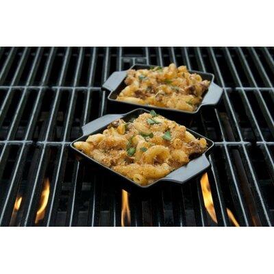 Charcoal Companion Non-Stick Flame Friendly™ Ceramic Baker