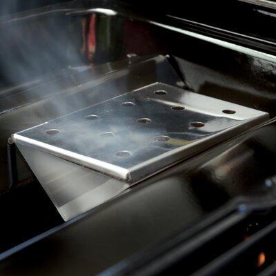 Charcoal Companion Stainless Offset Charcoal V-Smoker