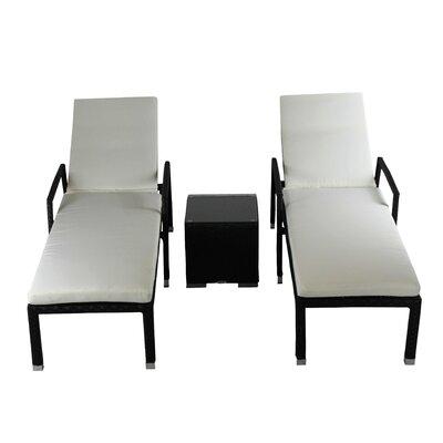 IHP24 Liegen-Set mit Sitzauflagen