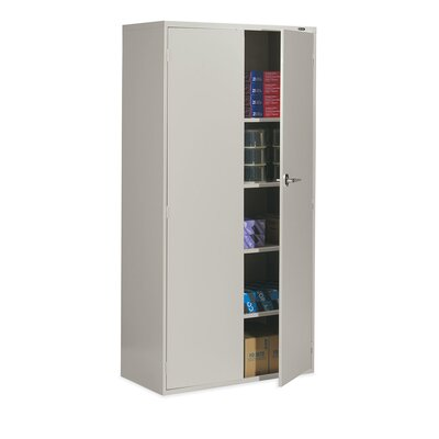 9300 Series 2 Door Storage Cabinet Finish: Light Grey