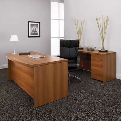 Correlation 2-Piece Desk Office Suite