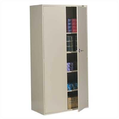 Global Total Office 9300 Series 2 Door Storage Cabinet