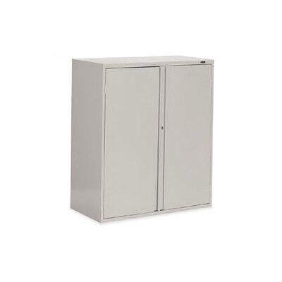 9300 Series 2 Door Storage Cabinet Finish: Black