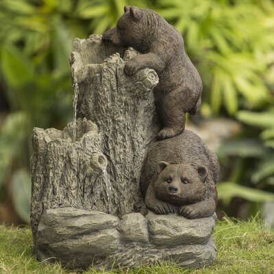 Bears Water Fountain