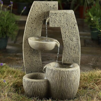 3 Tier Bowl Water Fountain