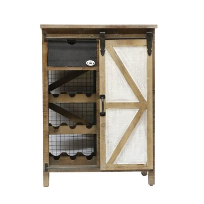 Malcom Wood Accent Cabinet