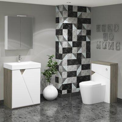 BeModern Bathrooms Alberta Bathroom Furniture Set