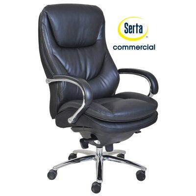 Serta At Home Series 500 Puresoft High Back Executive Chair Reviews