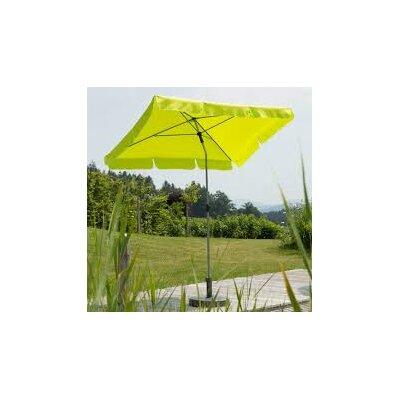 Schneider Schirme 1,8 m x 1,2 m Schirm mit Volant Lugano