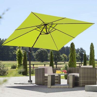 Schneider Schirme 2,7 m x 2,7 m Marktschirm Rhodos Junior