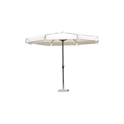 Schneider Schirme 4 m Schirm mit Volant Amalfi