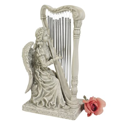 Design Toscano Statue Music from Heaven Angel