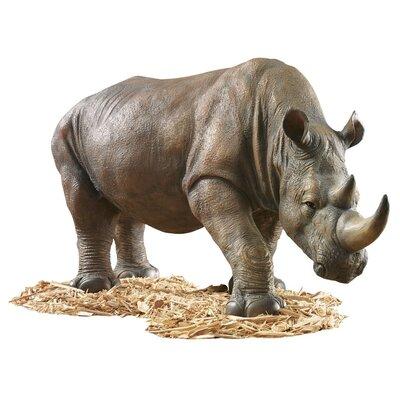 Design Toscano Statue South African Rhino