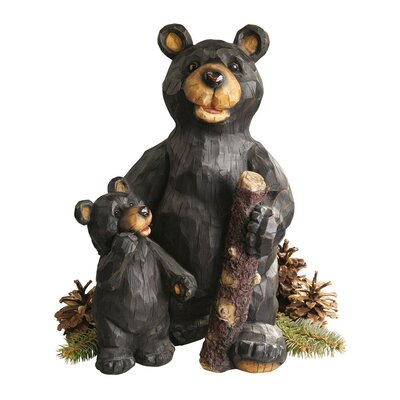 Design Toscano Statue Forest Bears