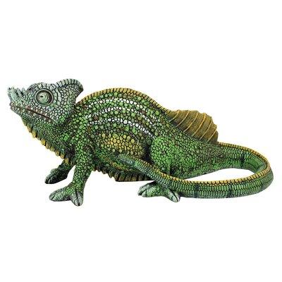 Design Toscano Statue Horned Gecko Lizard