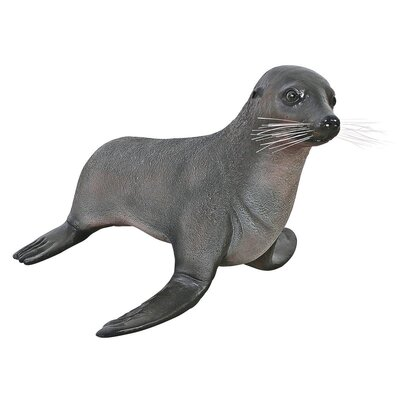 Design Toscano The Baby Fur Seal Statue