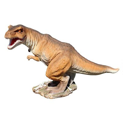 Design Toscano Scaled T-Rex Dinosaur Statue