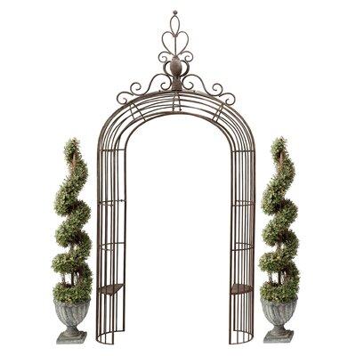 Design Toscano Garden Division Rose Arch