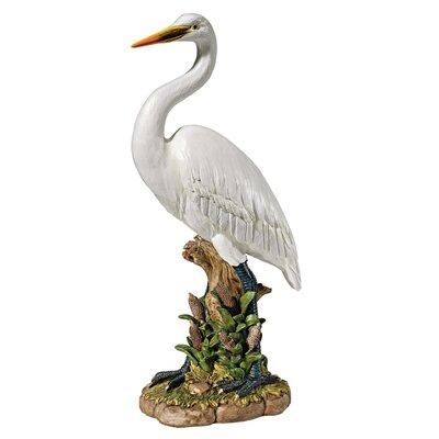 Design Toscano Statue The Great Egret