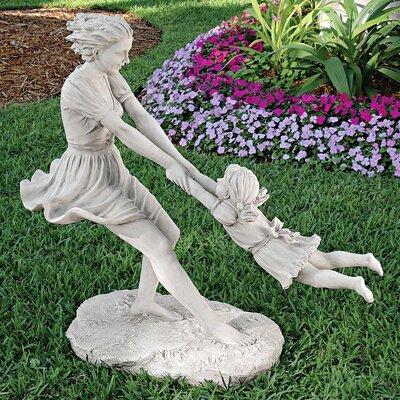 Design Toscano Statue Summers Joy