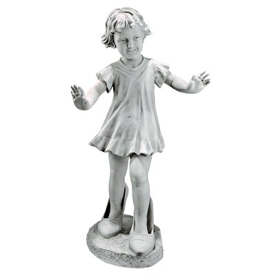 Design Toscano Statue Hillary in Heels