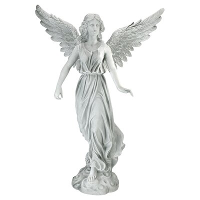 Design Toscano Statue Medium Angel of Patience