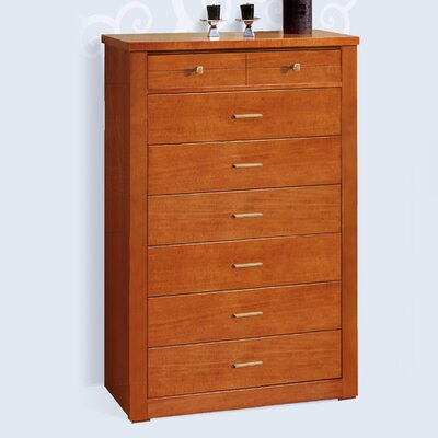 Grupo Dos 8 Drawer Chest of Drawers