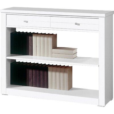 Grupo Dos Low Wide 79cm Standard Bookcase