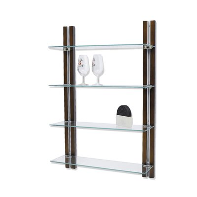 Hispanohogar 4 Shelf Accent Shelf