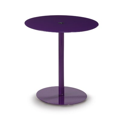 Hispanohogar Low Side Table