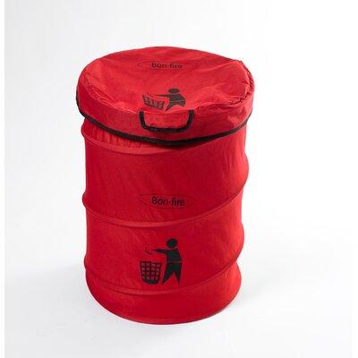 Bon-Fire Folding Dustbin