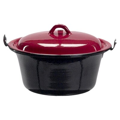 Bon-Fire 15L Stock Pot with Lid