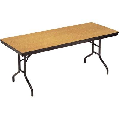 "Rectangular Folding Table Size: 29"" H x 72"" W x 30"" D"