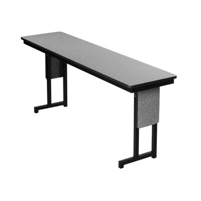 "Training Table Size: 29"" H x 96"" W x 24"" D"