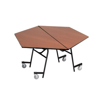"AmTab Manufacturing Corporation 48"" x 48"" Hexagon Activity Table"