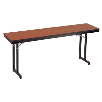 "Rectangular Folding Table Size: 29"" H x 72"" W x 24"" D"