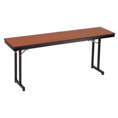 "Rectangular Folding Table Size: 29"" H x 96"" W x 18"" D"