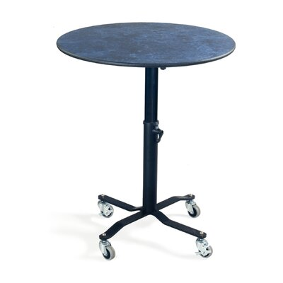 "Round Folding Table Size: 42"" H x 30"" W x 30"" D"